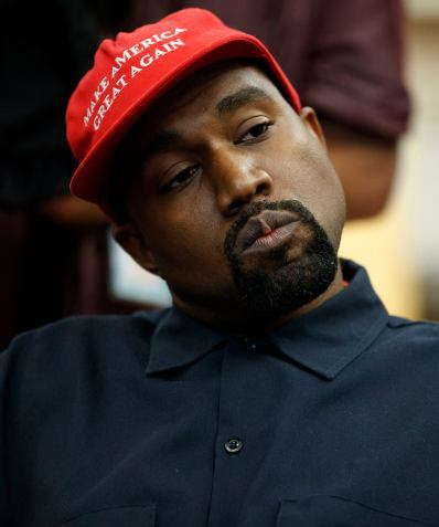 Kanye West Refuses To Be Cancelled For Supporting Trump