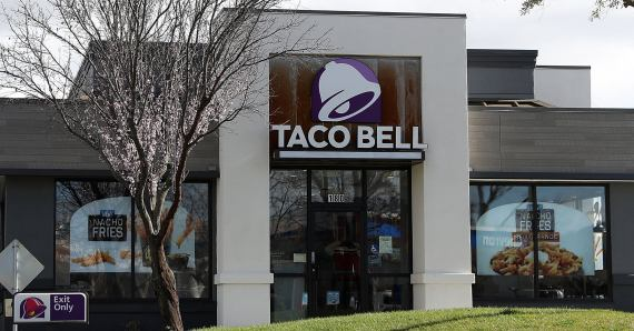 Taco Bell Employee Fired For Wearing BLM Mask At Work
