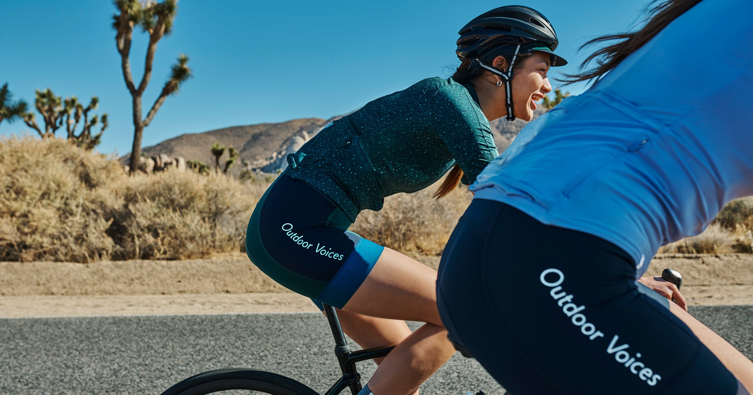 Photo of Outdoor Voices' New Collab Has Made Cycling The Workout Of The Summer