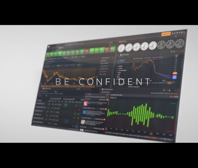 Video Overview Of Eikon The Financial Analysis Desktop And Mobile Solution From Refinitiv