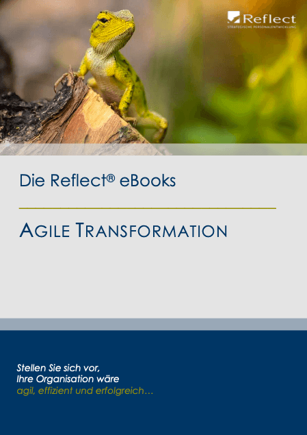 Reflect E-Book Agile Transformation