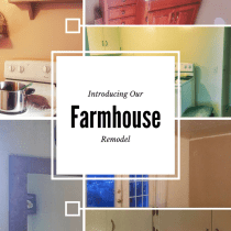 Farmhouse Style Remodel