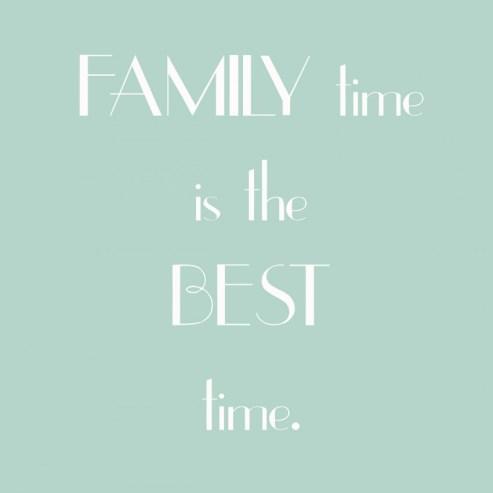 familytimeisthebesttime-850x850