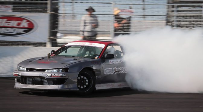 Pro 2 Qualifying Leads off a Huge Formula Drift Weekend at The House of Drift