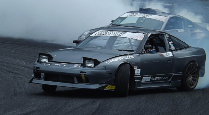 #ThrowbackThursdays – US Drift at Wall Speedway 2015