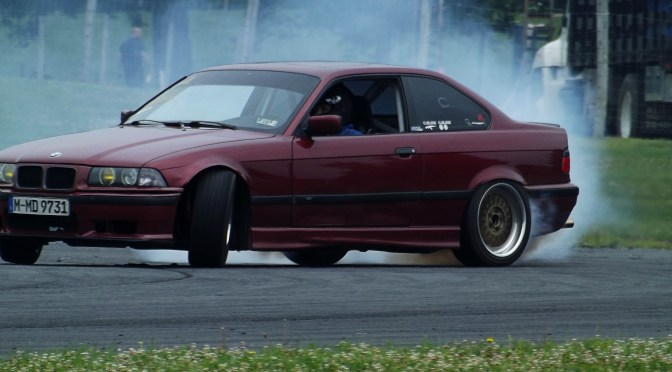 #ThrowbackThurdays – Lime Rock Park Drifting – July 2015 Part 2