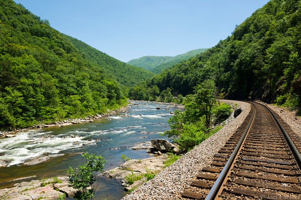 The Nolichucky River