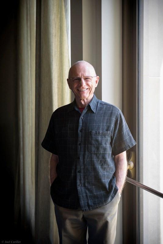 Roy Lawson at Emmanuel Christian Seminary