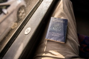 Traveling with an American passport