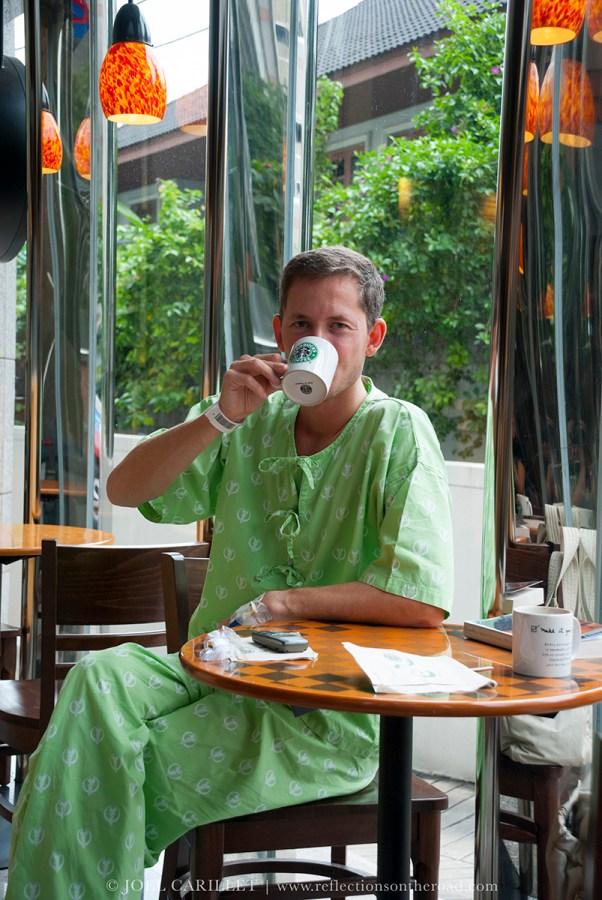 Back surgery at Bumrungrad Hospital in Bangkok, Thailand