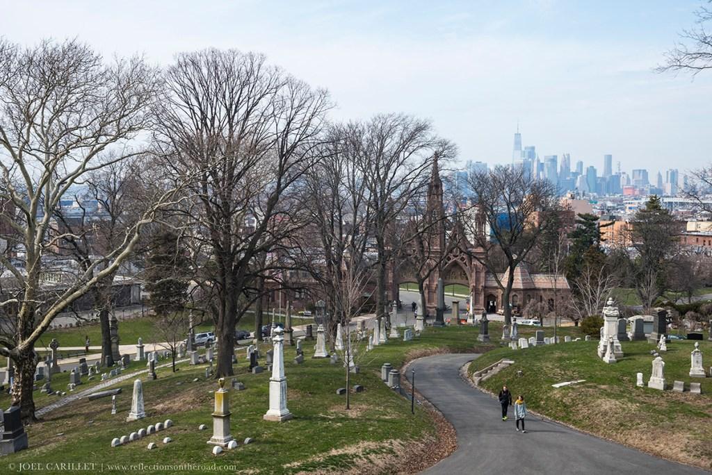 Green-Wood Cemetery in Brooklyn, NYC