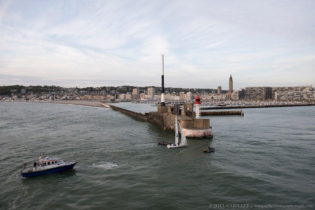 Port of Le Havre, France