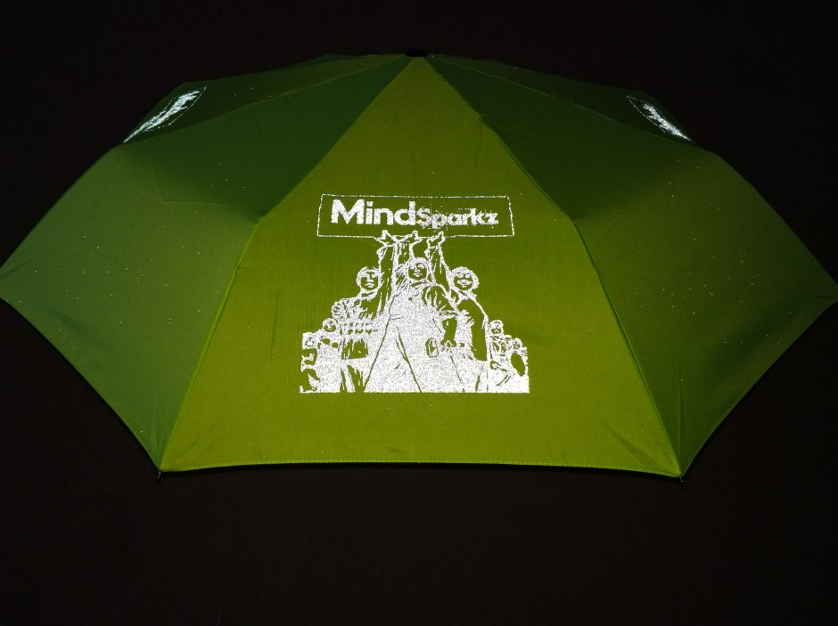 3 Reasons to Use Reflective Umbrella as Promotional Add On