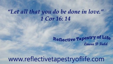 Reflective Tapestry of Life Self Righteous Christian