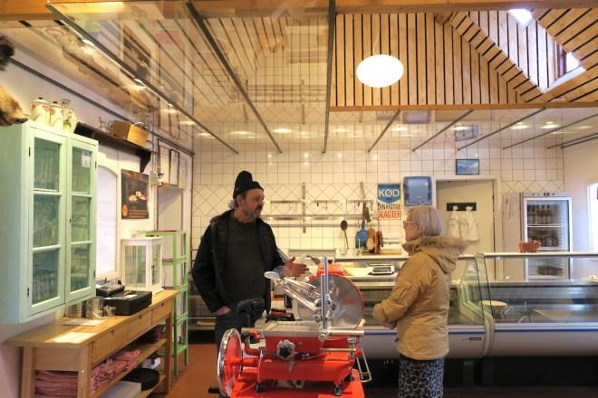 Hallegaards butik