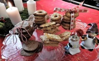 Finskbrød og andre julesmåkager