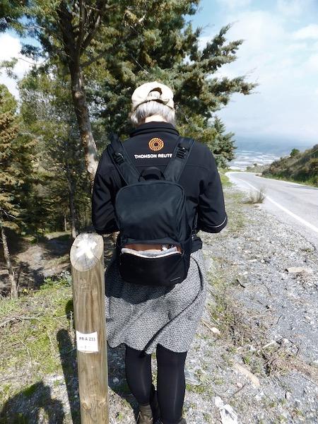 Stiafmærkning er vigtigt når man vil vandre i ukendt terræn