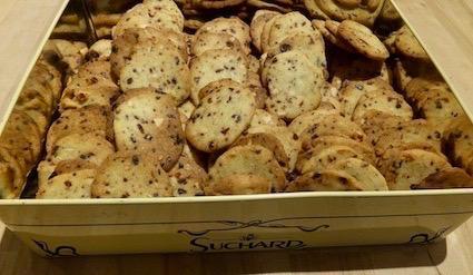 Skårne småkager