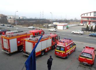 Acțiunile Inspectoratului pentru Situații de Urgență Alba au crescut cu 15% în ultimul an