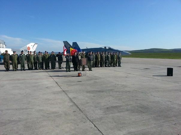 Defense News: SUA alocă 40 de milioane de dolari pentru lucrări de îmbunătăţire la Baza 71 aeriană Câmpia Turzii
