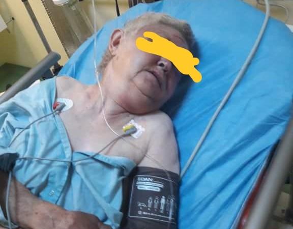 Incredibil!!! In timp ce victima sa se zbate intre viata si moarte, atacatorul de la Chetani este liber