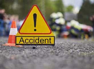 Un sofer din Arieseni si unul din Baia de Aries au facut accident la Alba Iulia
