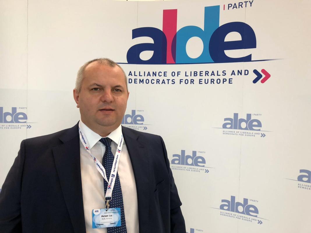 Avram Gal ALDE