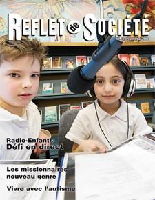 couverture magazine actualités sociales reflet de société édition avril mai