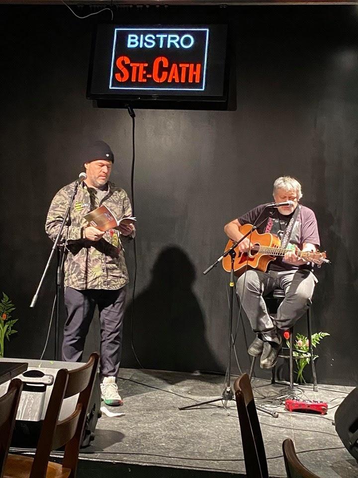 SoloVox fête ses 20 ans au Bistro Le Ste-Cath