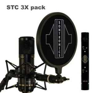 Sontronics STC 3X Pack + Regalo