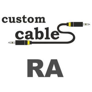Cables personalizados de Audio