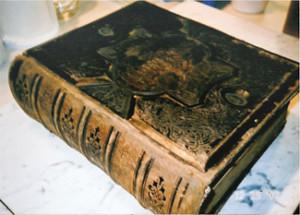 biblia antigua'