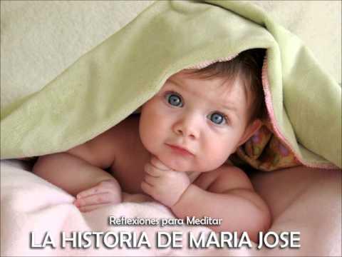 Reflexiones Cristianas -  La historia de Maria José