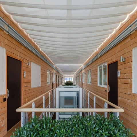 protections chaleur pour verandas et
