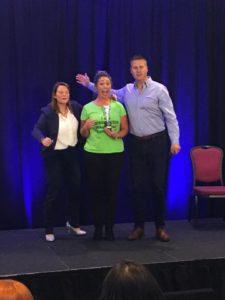 Reading Chiropractor Dr Zoë Lofthouse wins award