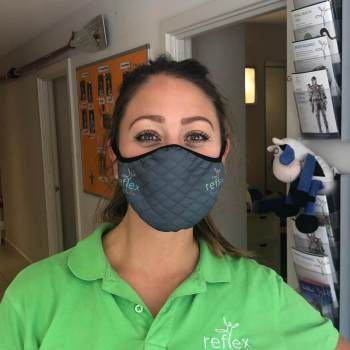 face masks for all at reflex spinal health