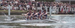 Imperial College BC - Winners Visitors Challenge Cup 1994