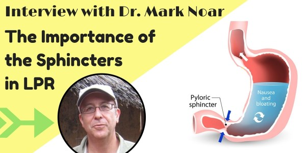 Interview with Dr Mark Noar about LPR