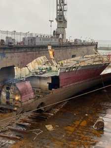 BLRT Refonda Baltics Eesti Laevade utiliseerimine