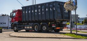 BLRT Refonda Baltics Eesti Transport inside heater