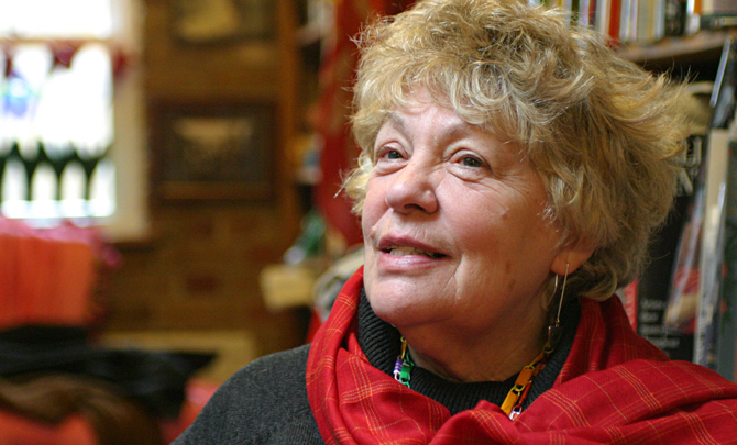 Dame Hilary Blume interview: It's a gift
