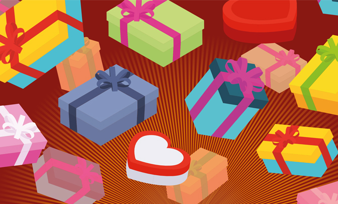 Gift Ideas: How to give more