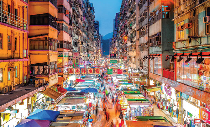 A letter from… Hong Kong