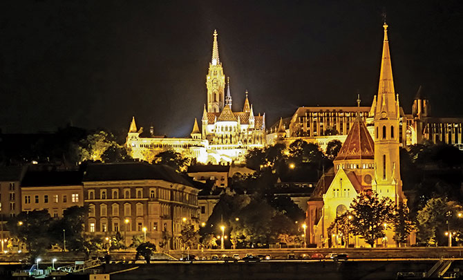 A letter from… Budapest