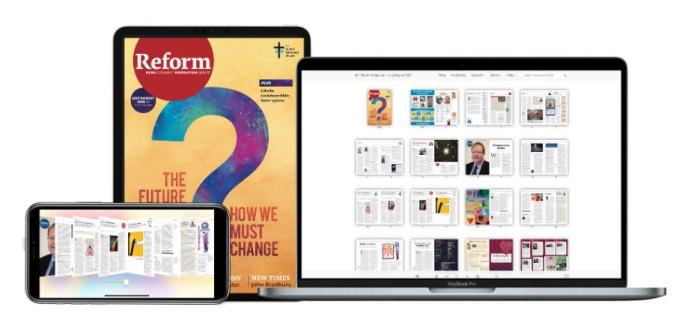 Digital Reform: Buy it today