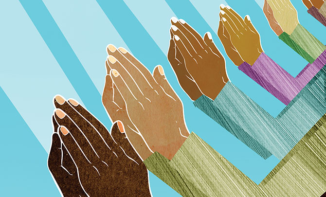 A good question: What difference does my race make to my faith?