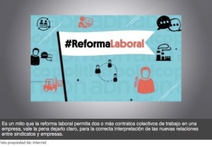 Dos o más sindicatos en una empresa: la verdad de la reforma laboral