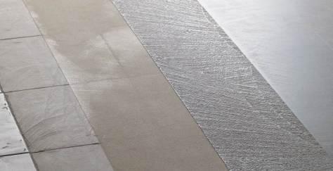 El microcemento es un revestimiento cementoso de alta calidad