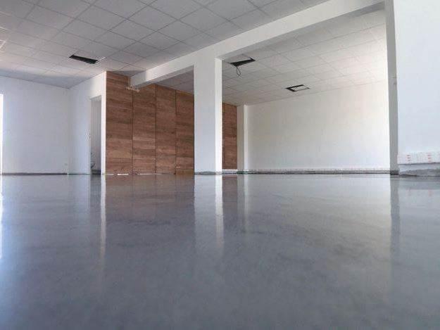 Pavimento de hormig n pulido precio desde 20 m2 aplicado - Pared cemento pulido ...