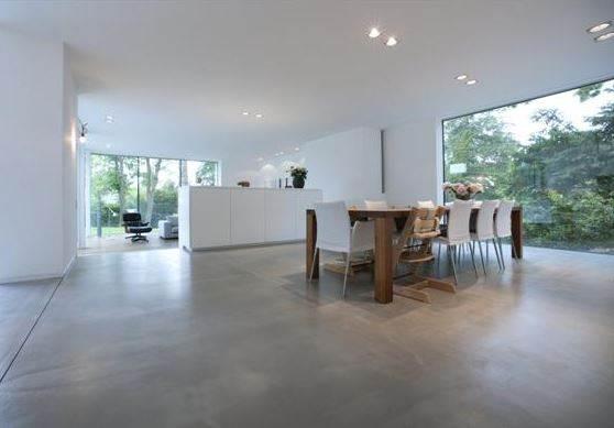 cemento pulido pavimento suelos - Microcemento Pulido